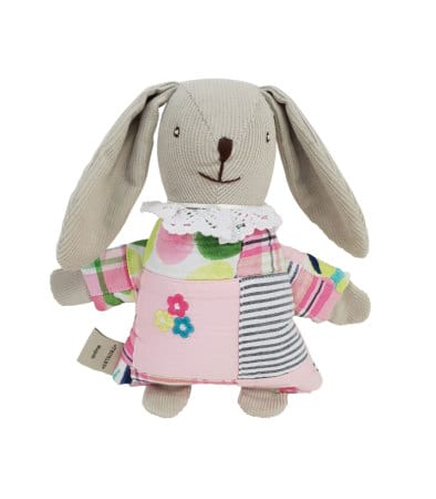 Pink Snugly Bunny - Pink