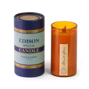 Black Spice - Edison Special Candle