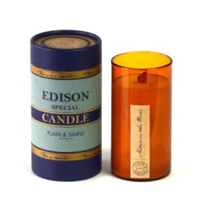 Naked in the Woods - Edison Special Candle