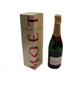 750ml Moet and Chandon ( non vintage)