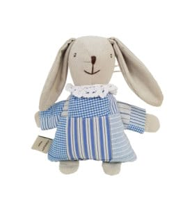 Scented Snugly Bunny - Blue